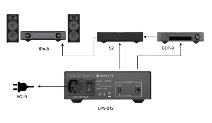 電源處理器 ,線性電源,音響電源處理-3